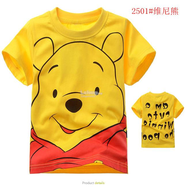 fa74b9acff65 Winnie Pooh Kids T-shirt (end 10 23 2019 10 15 AM)