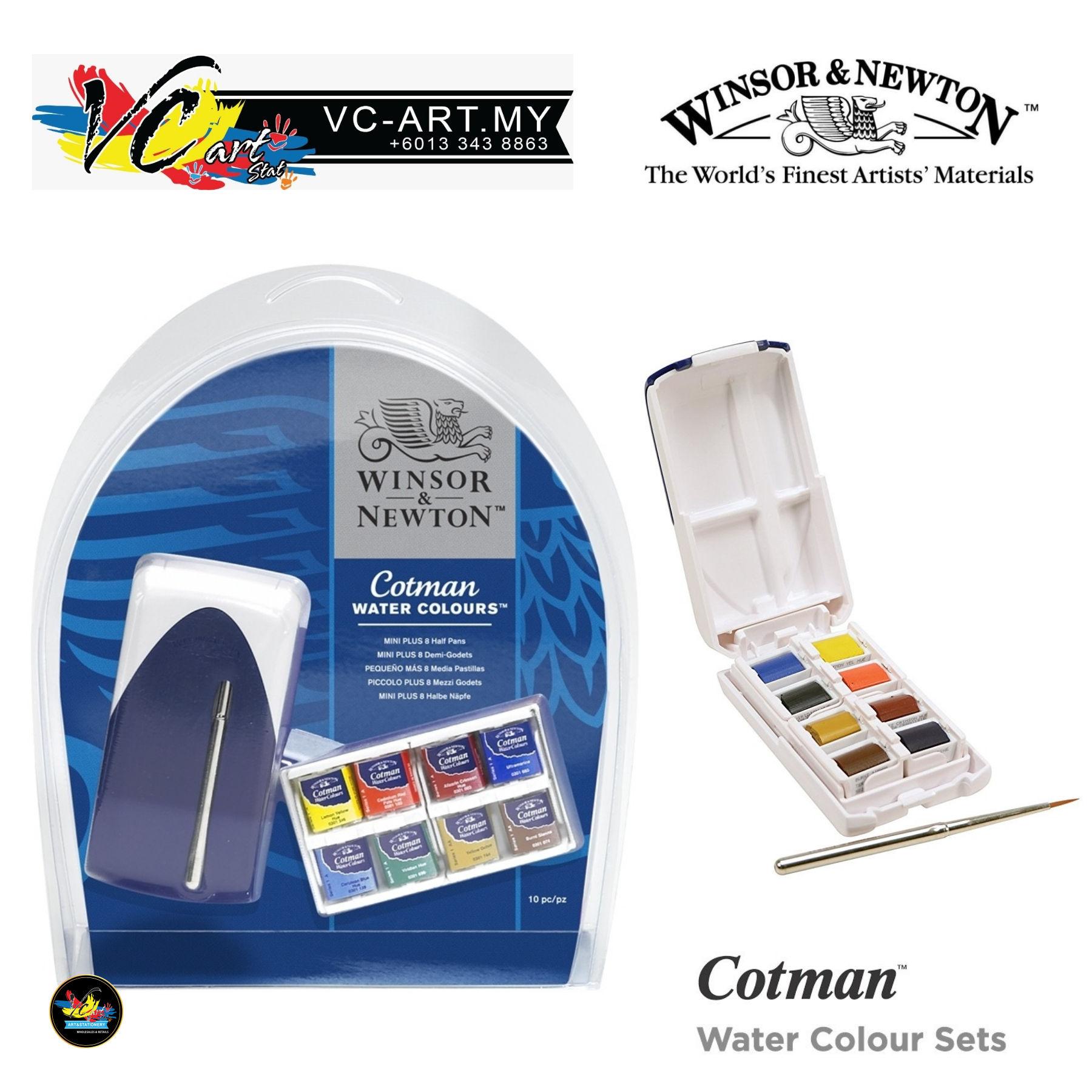 eb98d8ee83a6 Winsor   Newton Cotman Water Colours (end 4 8 2021 12 00 AM)