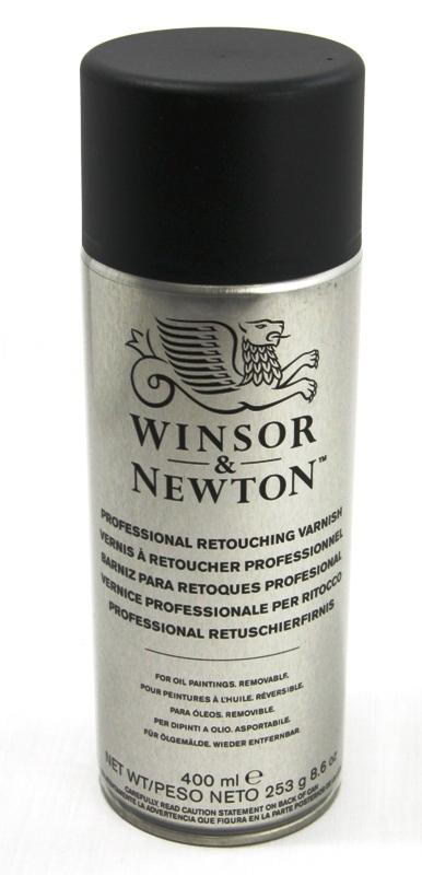 Winsor & Newton Professional Retouching Varnish 400ml