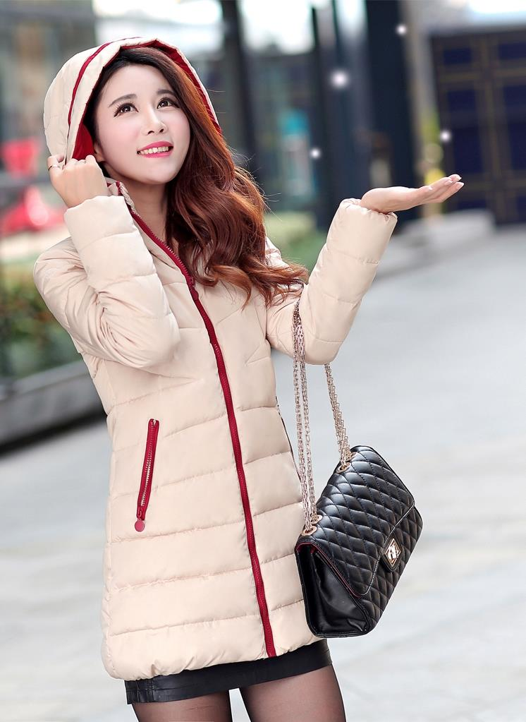 2cebb9df1 NEW Winter Jacket Hooded Women Winte (end 7 18 2017 8 15 AM)