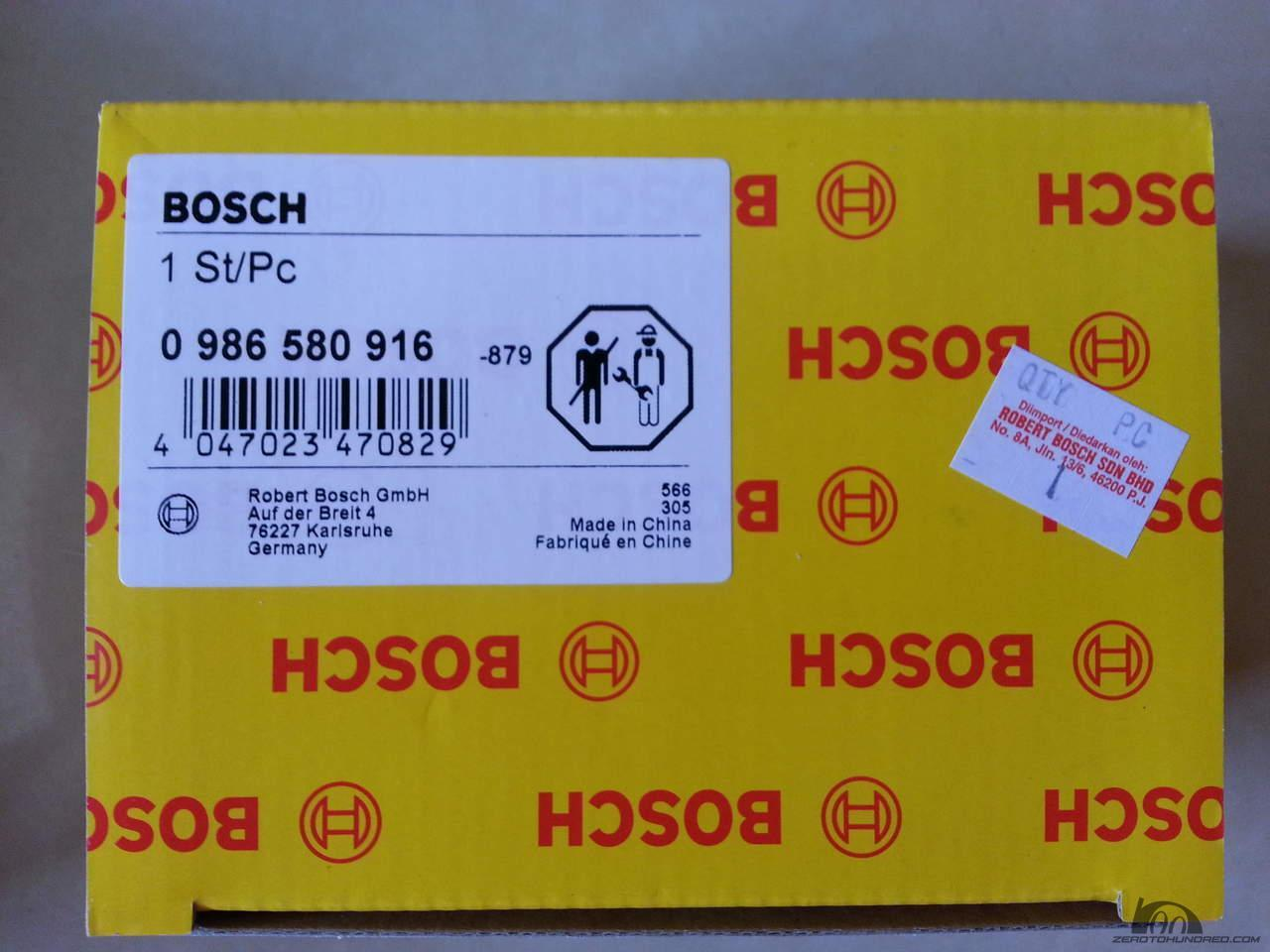WIRA FUEL PUMP ORIGINAL BOSCH