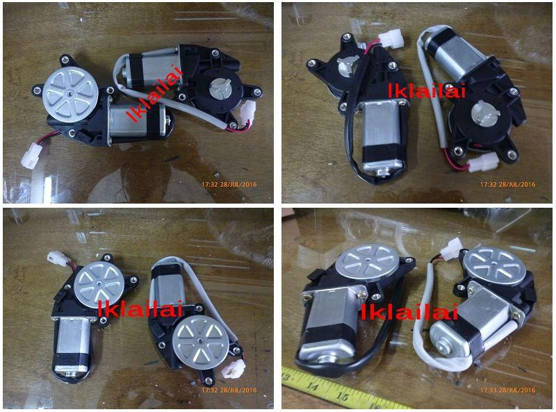 WIRA / SATRIA/GTI / PUTRA Left / Right Side Power Window Motor 1-pc