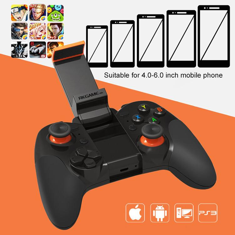 Wireless Bluetooth Game Console Handle Controller Gamepad Joystick