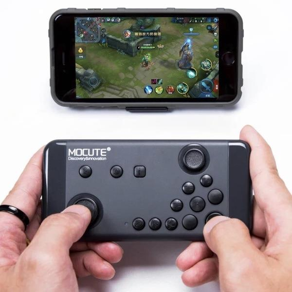 Wireless Bluetooth game controller for Mobile Legends