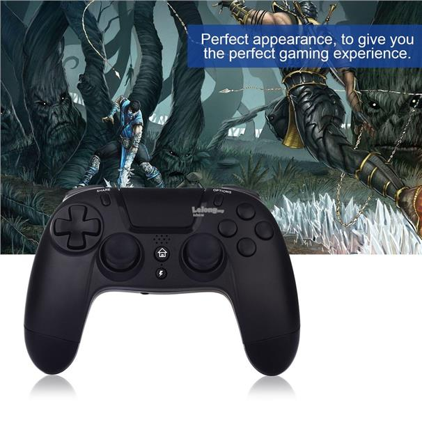 Wireless Bluetooth Gamepad Game Controller For PS4 For PlayStation 4