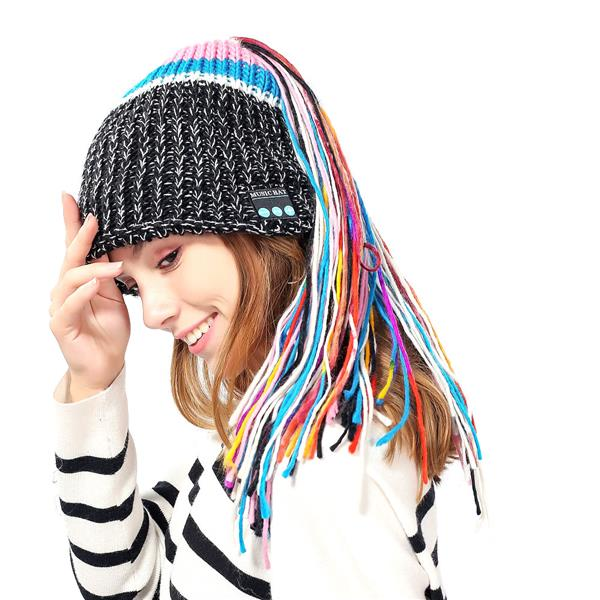 81a60c503d4 Wireless Bluetooth Smart Beanie Hat (end 11 11 2019 2 15 PM)