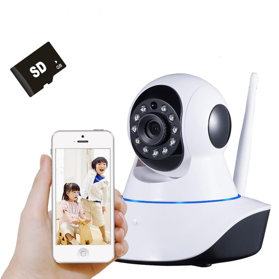 Wireless CCTV IP Camera HD 720P IcSee