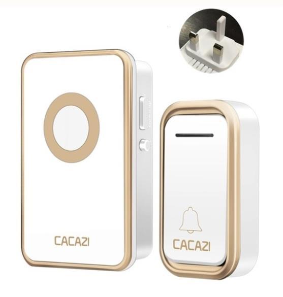 Wireless Door Bell 300M Button Waterproof Doorbell [Malaysia Plug]  sc 1 st  Lelong.my & Wireless Door Bell 300M Button Water (end 9/30/2019 4:15 PM)