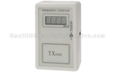 Wireless Remote Control Transmitter Frequency Counter Reader Car Gate