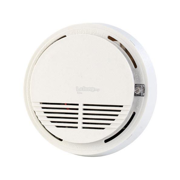 Wireless smoke detector With 433MHz for IP Camera