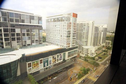 Wisma Consplant 1 & 2 Office, SS 16, Subang Jaya  2 block 14 storey of