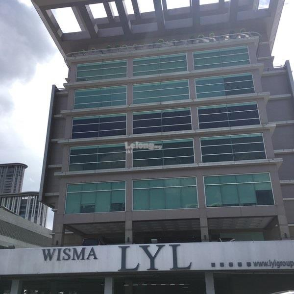 Wisma LYL Office, Section 51A, Petaling Jaya Asia Jaya LRT Station