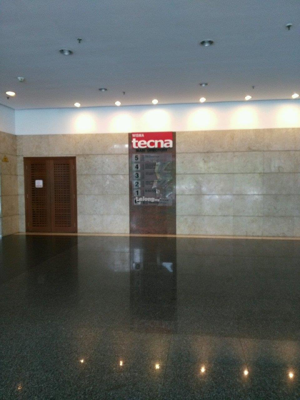Wisma Tecna Office (formerly Wisma Domain), Section 51A, Petaling Jaya