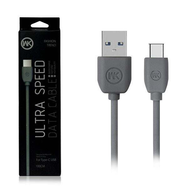 WK Ultra Speed ​​Type-C Type C USB Data Cable