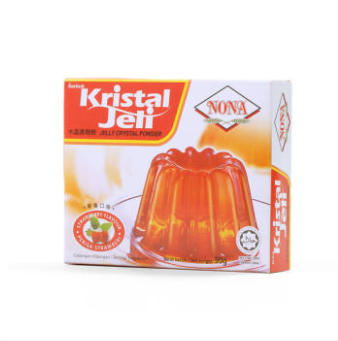 WM Nona Strawberry Flavour Jelly Crystal Powder 90g