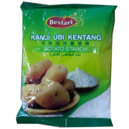 WM2 Bestari Premium Potato Starch 350g ( X2 ITEM )