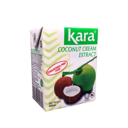 WM2 Kara Santan Kelapa / Coconut Cream Extract 200ml ( X2 ITEM )