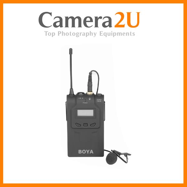 BY-WM6T BODY-PACK TRANSMITTER