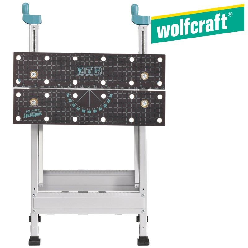 WOLFCRAFT Master 200 Universal Clamping & Working Table