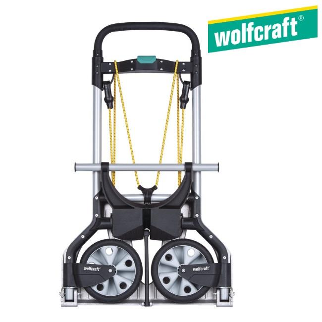 WOLFCRAFT TS850 Foldable Trolley