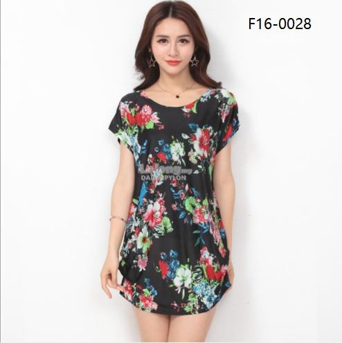 Woman Clothing Shirt Baju Perempuan Dress 28