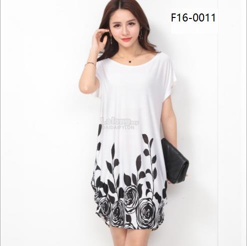 Woman Clothing Shirt Baju Perempuan Dresses 11
