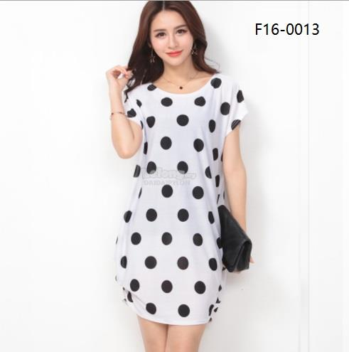 Woman Clothing Shirt Baju Perempuan Dresses 13