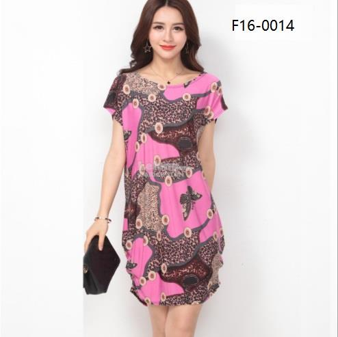 Woman Clothing Shirt Baju Perempuan Dresses 14