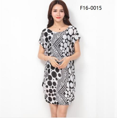 Woman Clothing Shirt Baju Perempuan Dresses 15