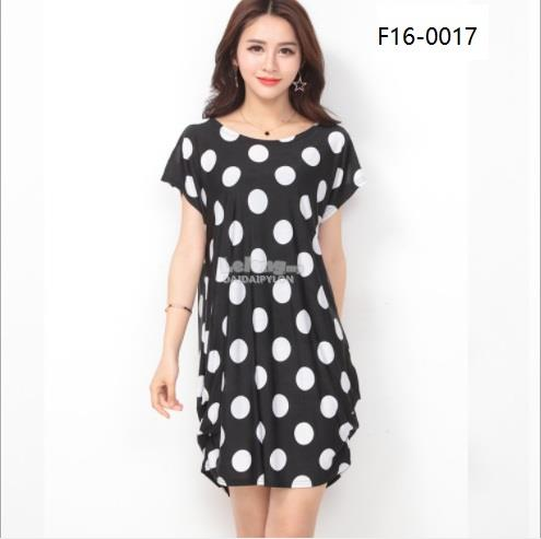 Woman Clothing Shirt Baju Perempuan Dresses 17