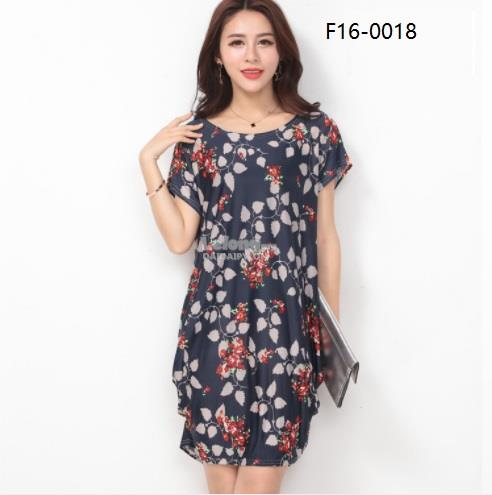 Woman Clothing Shirt Baju Perempuan Dresses 18