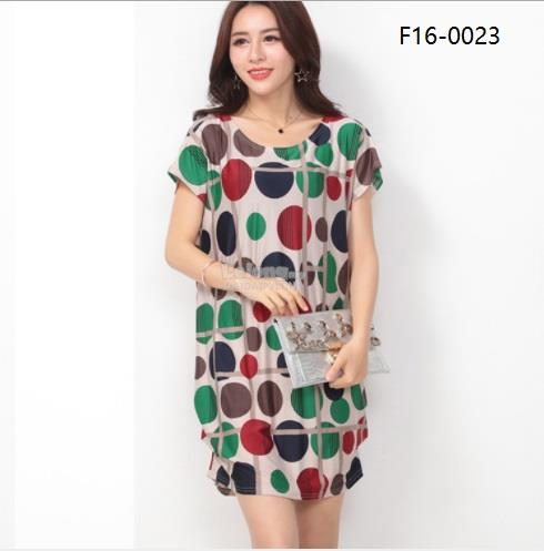 Woman Clothing Shirt Baju Perempuan Dresses 23