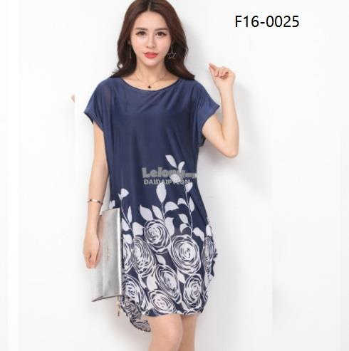 Woman Clothing Shirt Baju Perempuan Dresses 25