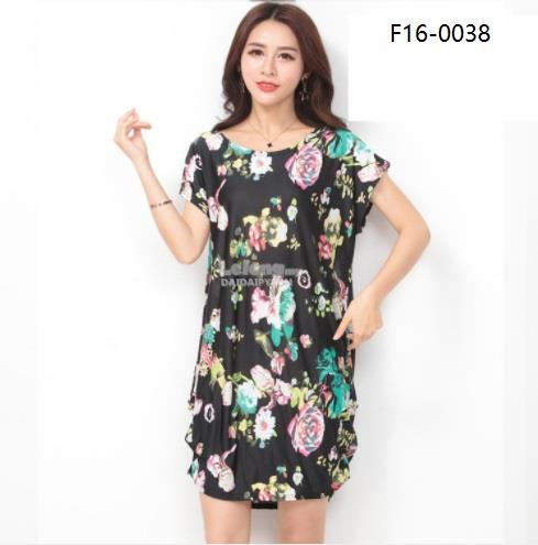 Woman Clothing Shirt Baju Perempuan Dresses 38