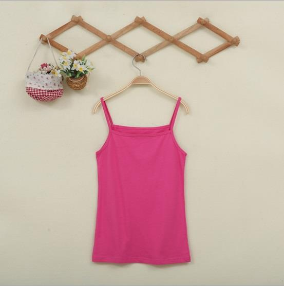 Woman Singlet Female Girl Ladies Lady T-Shirt clothing tank pink