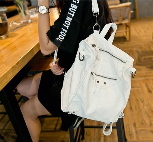 Women Backpack Sling Bag Fashion Bag (end 5/12/2017 3:33 PM)