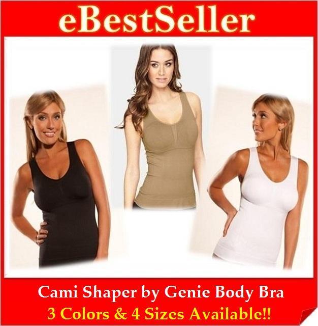 c58f415ec6ebb Women Cami Shaper by Genie Body Bra (end 1 14 2020 10 36 AM)