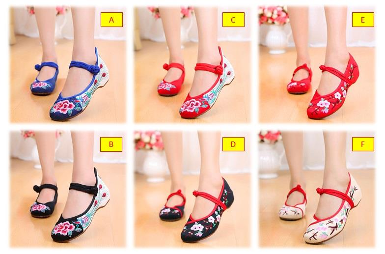 Women Chinese Traditional Shoes