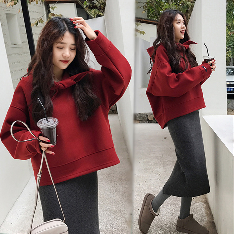 5b30646c46632a Women Korean Fashion 2 set Winter Co (end 6/4/2021 12:00 AM)