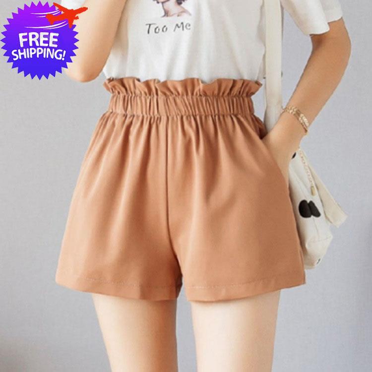 Summer Shorts 2020.Women Ladies Summer Wear Leisure Short Pants