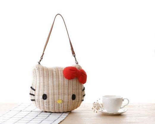 3865c7e66 Women Lady Cute Hello Kitty Sling Sh (end 8/17/2019 4:15 PM)
