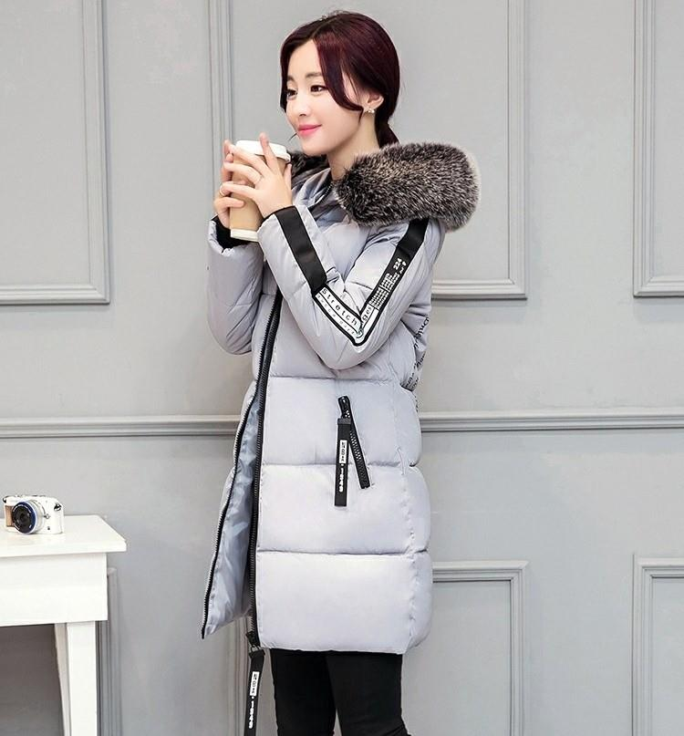 Women Long Style Winter Jacket Thick (end 5/29/2019 4:43 PM)