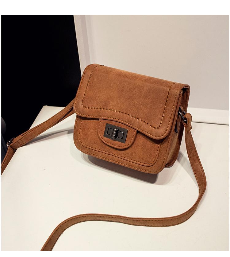 Women Mini Sling Bag Retro