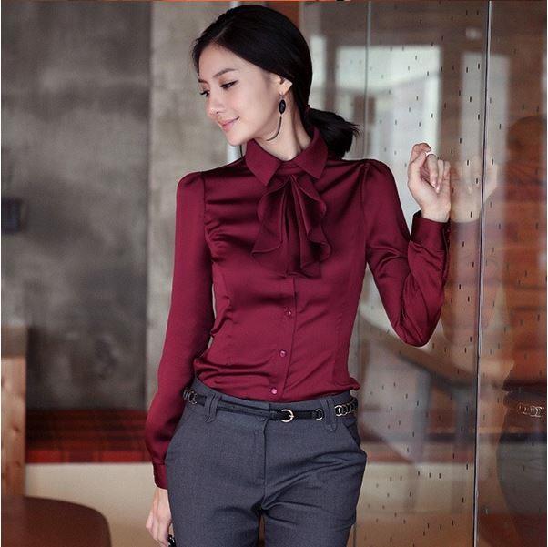 Women 39 S Elegant Dress Shirt Slim Fit End 3 13 2015 4 15 Pm