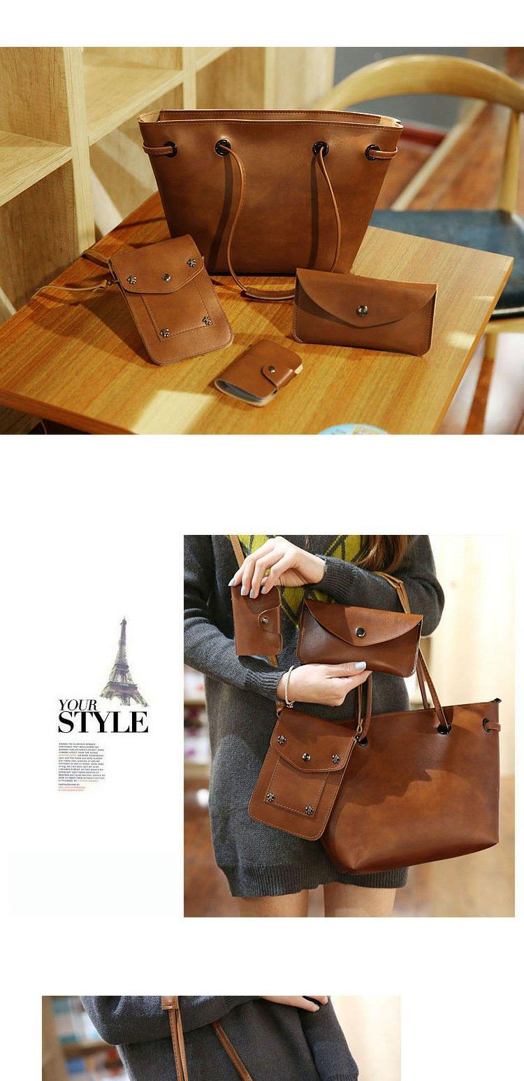 Women Set Handbag Sling Crossbody Ba (end 2 26 2020 8 15 AM) 17b995dc05138
