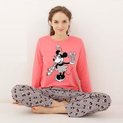 Womens Minnie Mouse Pyjamas Set (end 10/20/2019 4:24 PM)
