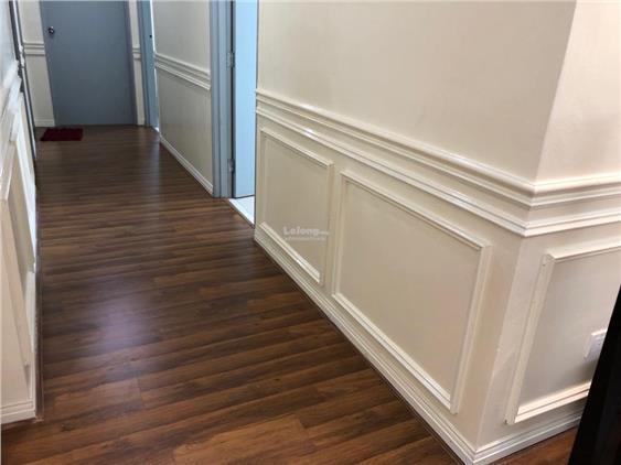 Wood interior foam exterior cornice coping design wainscoting solid