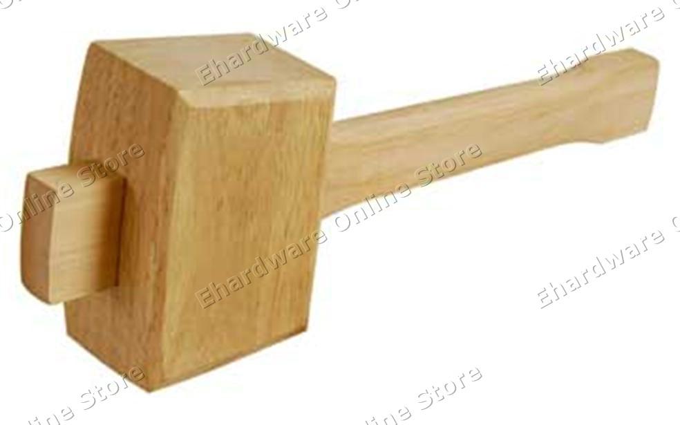 Wood Working Wooden Beech Mallet (66WH240)