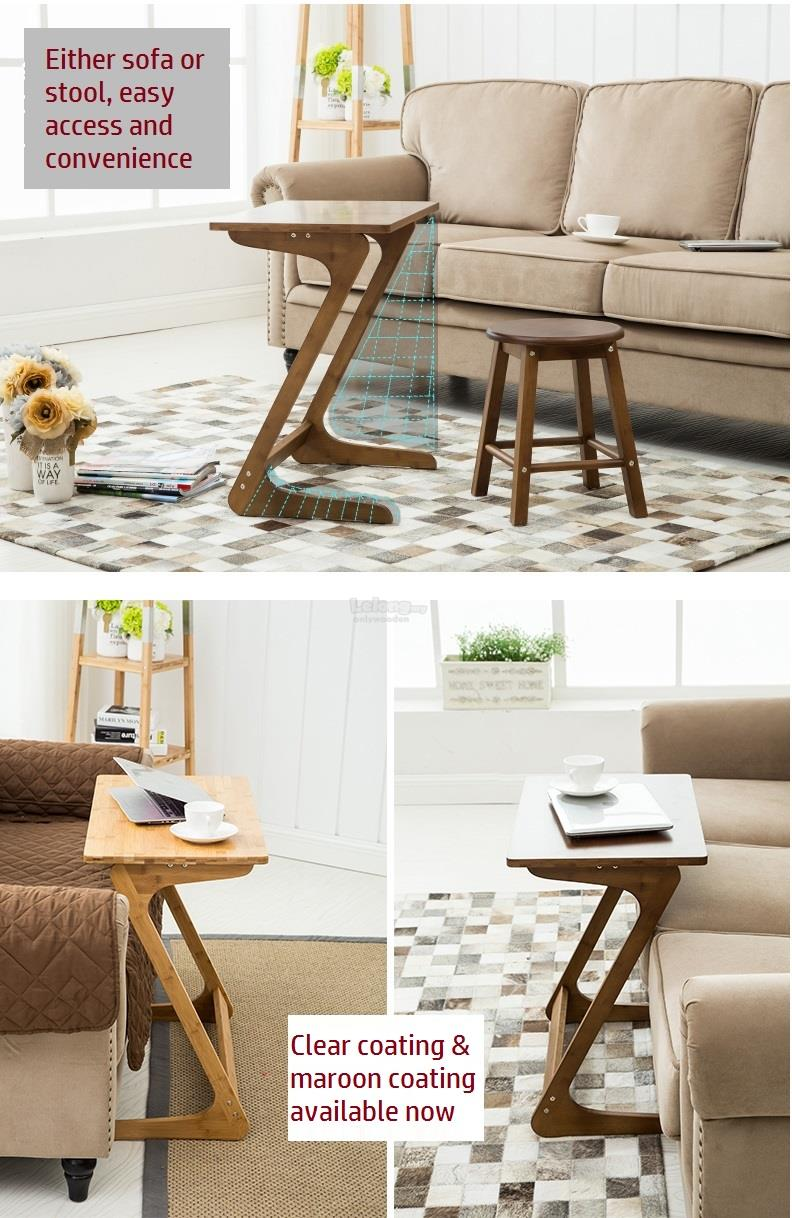 Wooden Coffee Table Sofa Side Table End 7 3 2019 8 13 Pm