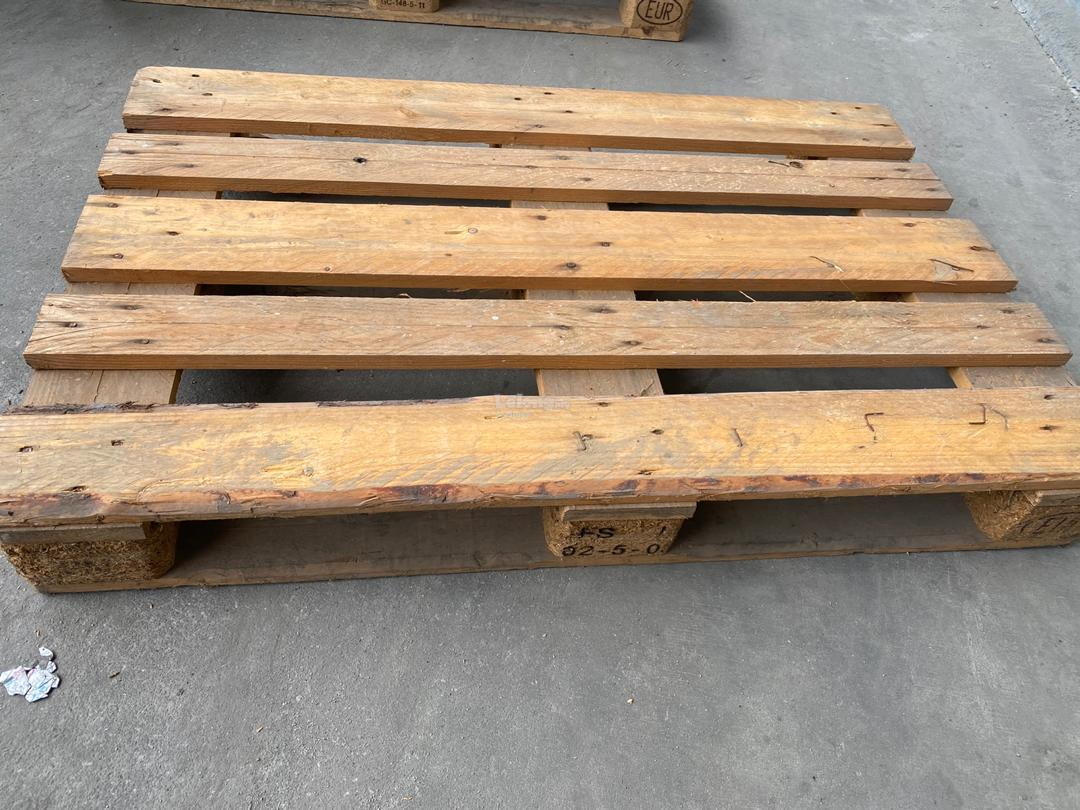 Used Wooden Pallet 1200mm x 800mm
